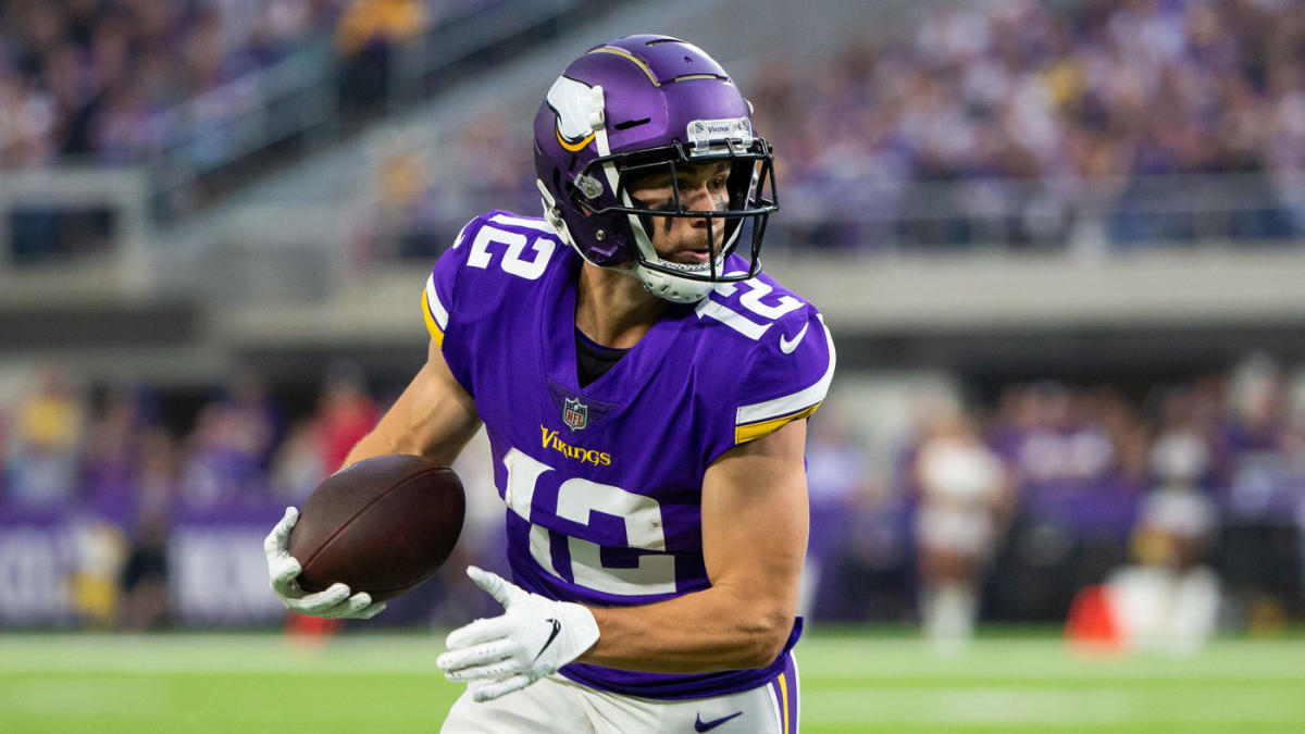 702d0dd6 NFL training camp 2019: Is emerging receiver Chad Beebe the Vikings ...