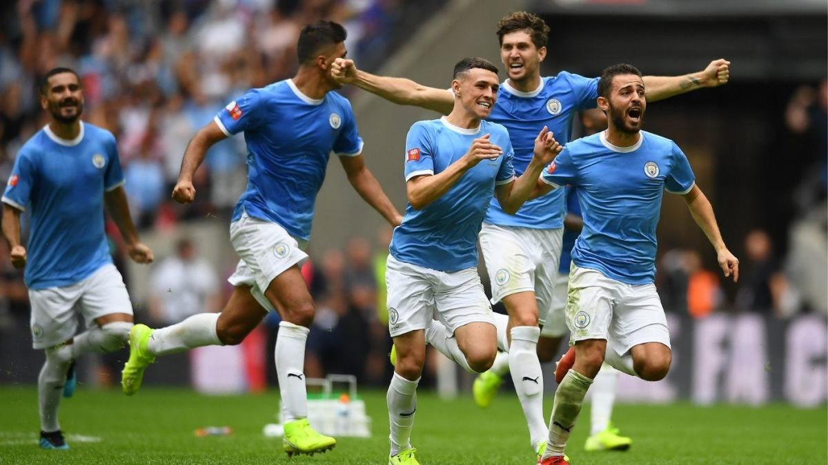 Liverpool Vs Manchester City Score Community Shield Live Updates As Klopp S Squad Takes On Guardiola S Men At Wembley News 9 On Time