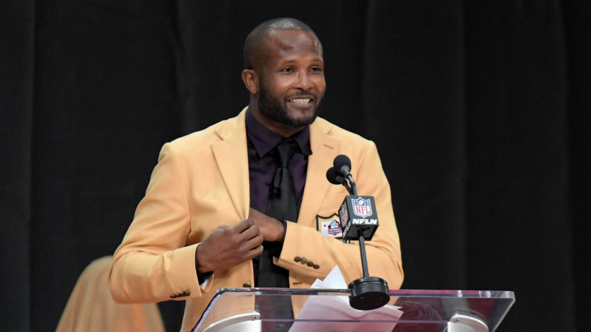 a0287927 2019 Pro Football Hall of Fame induction: Champ Bailey's plea, Ed ...