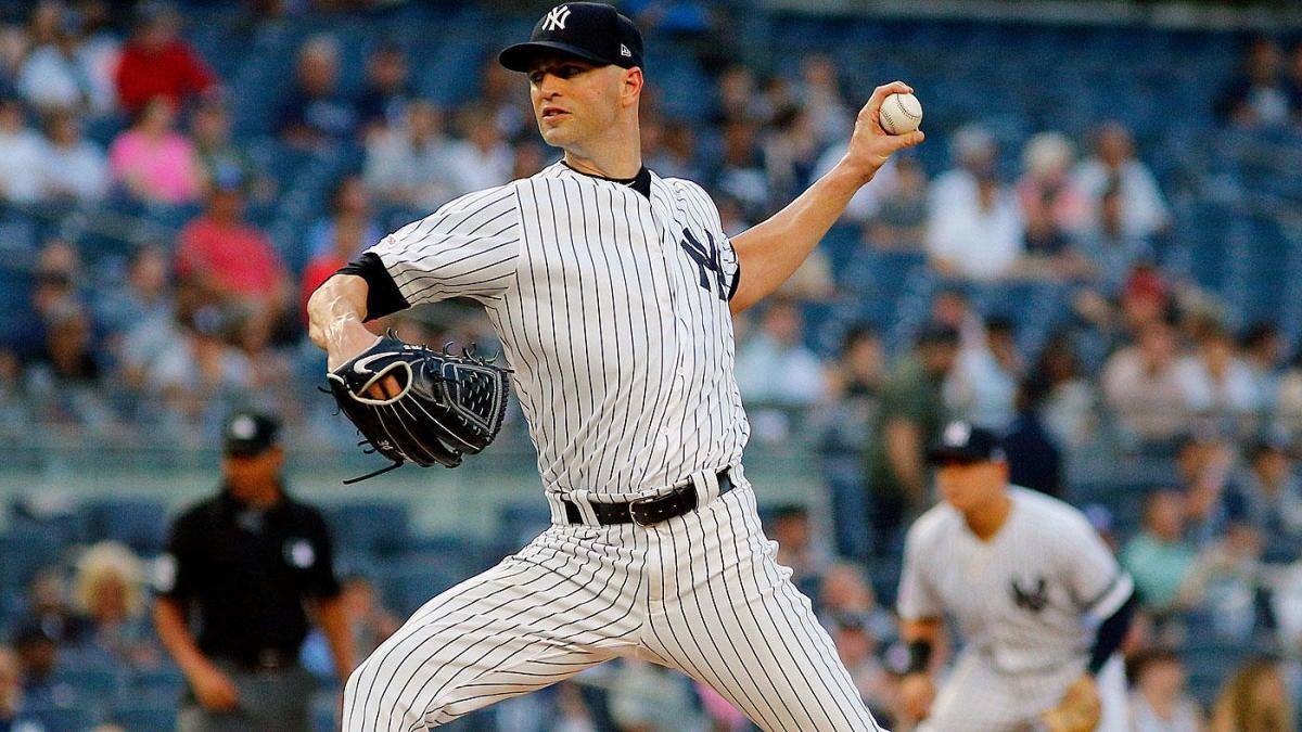 Yankees injury update: Edwin Encarnacion, J.A. Happ heading back to New York for testing