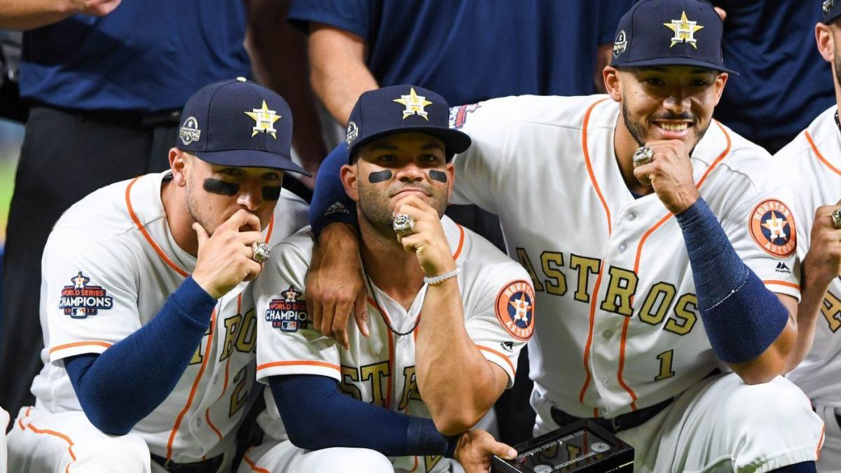 MLB World Series odds 2019: Astros, Dodgers, Yankees have best title chances as playoff races heat up