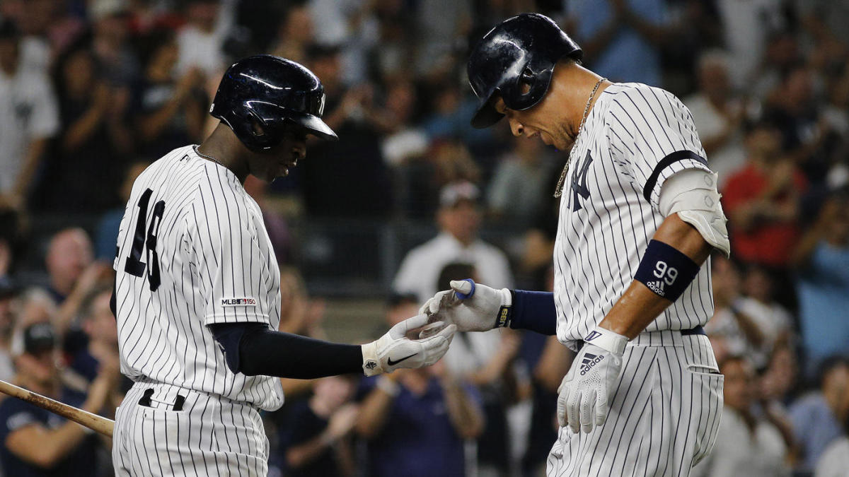 MLB scores: Yankees beat Red Sox again; Cubs finish sweep against Brewers