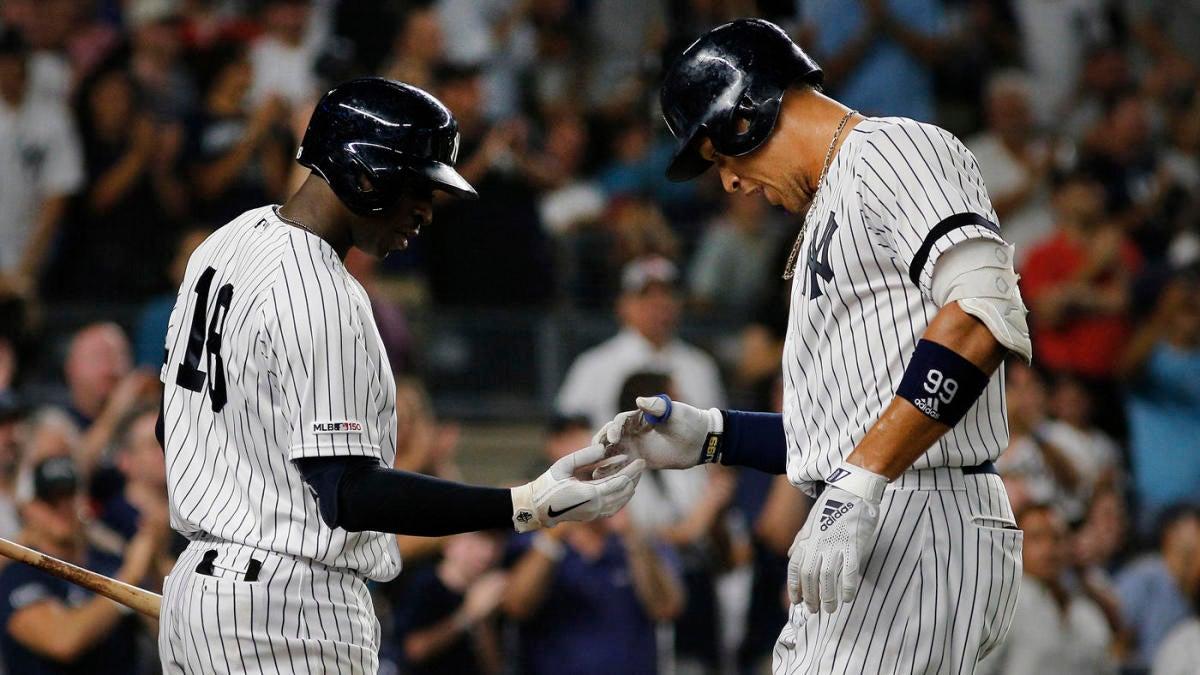MLB scores: Yankees beat Red Sox again; Cubs finish sweep ...  Yankees