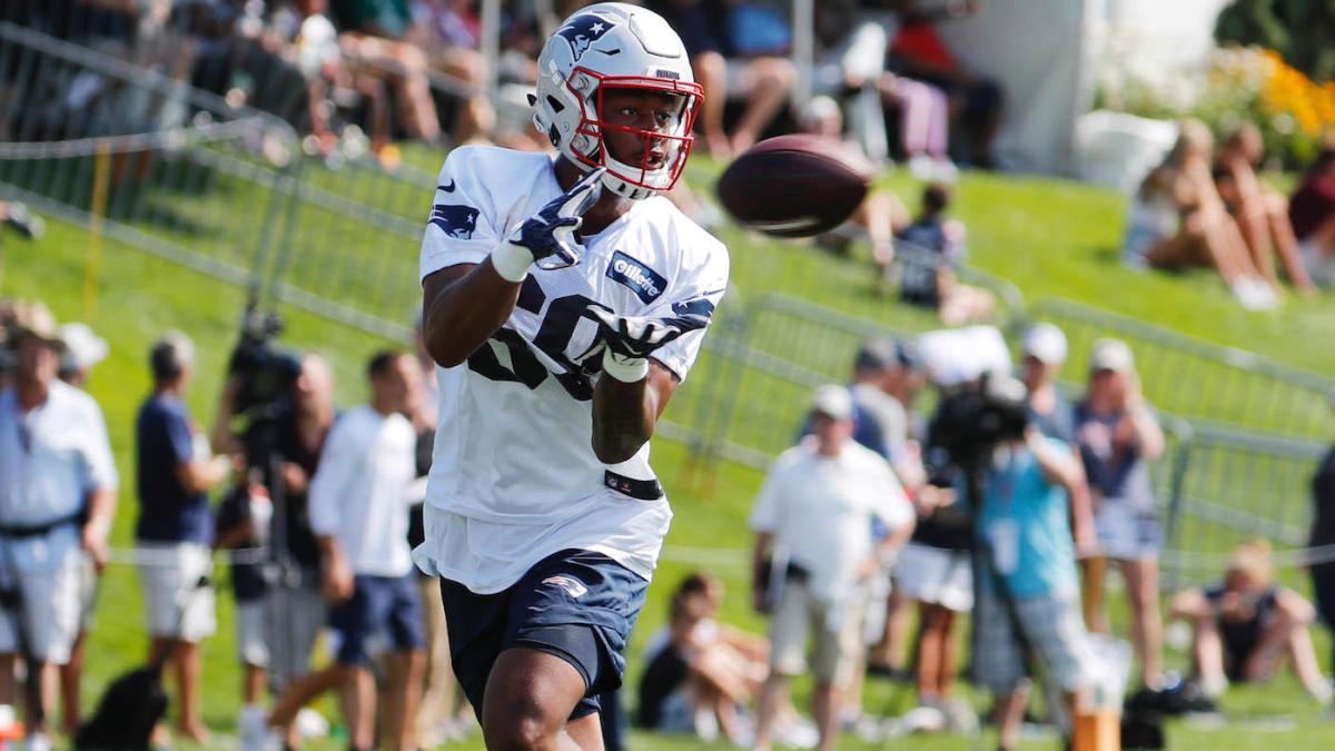 Tom Brady impressed with undrafted receiver who's been making
