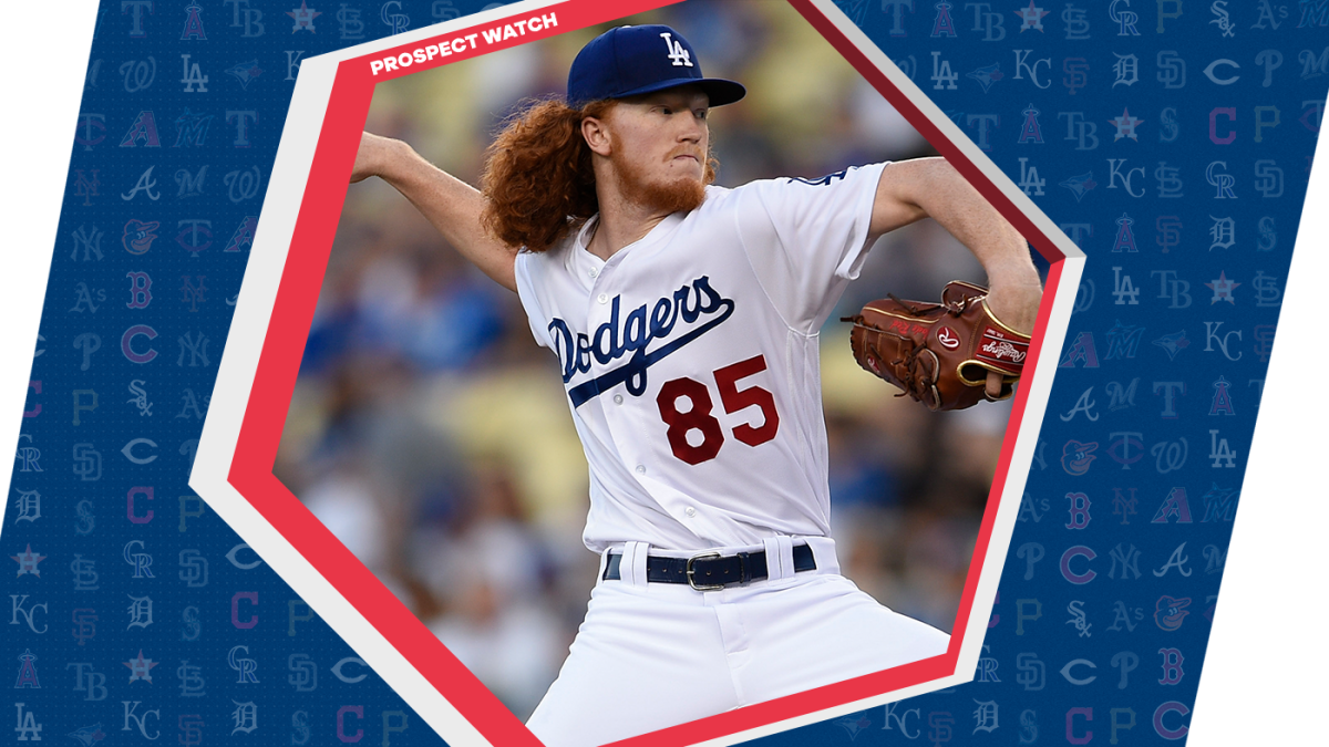 MLB Prospect Watch: Dodgers starter Dustin May among late call-ups