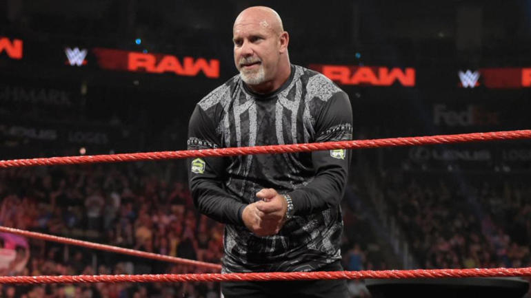 WWE Raw results, recap, grades: Title changes, Goldberg returns for SummerSlam, Roman Reigns attacked