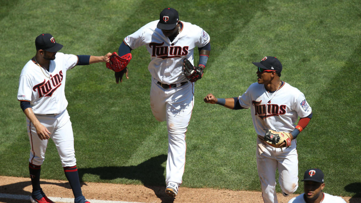 Twins turn second triple play in 16 games, move to within one of tying single-season MLB record