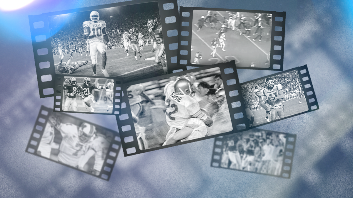 College football turns 150: The 25 most iconic moments in