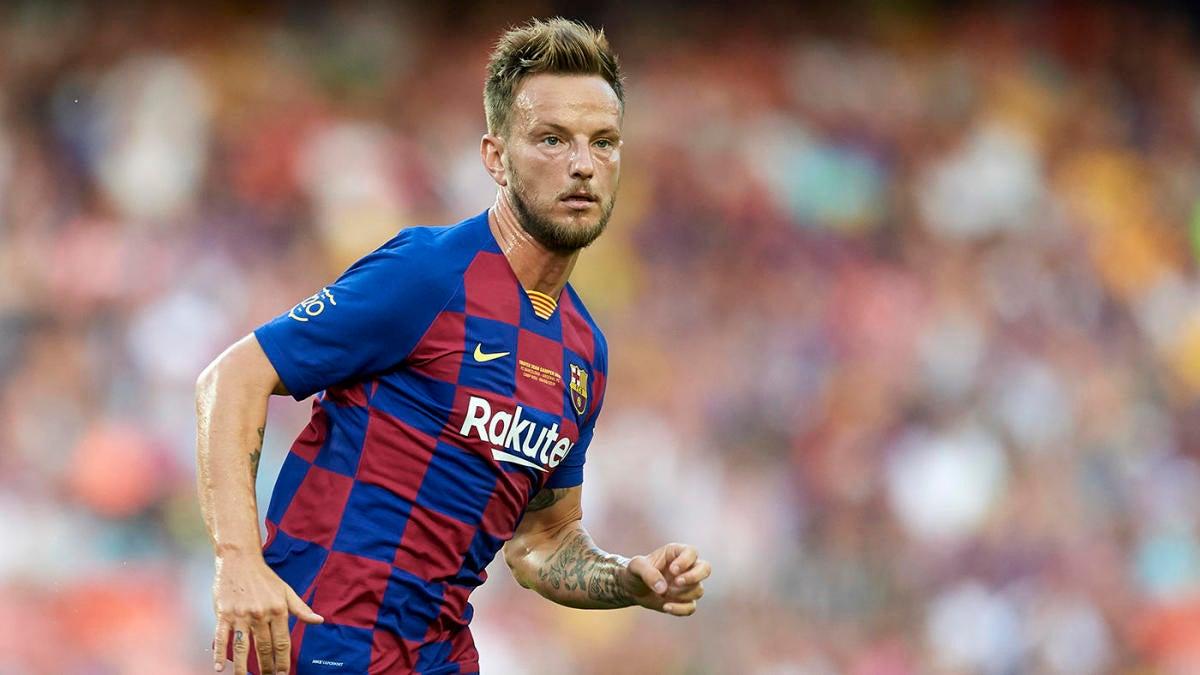 Barcelona S Ivan Rakitic Talks Playing Future Neymar