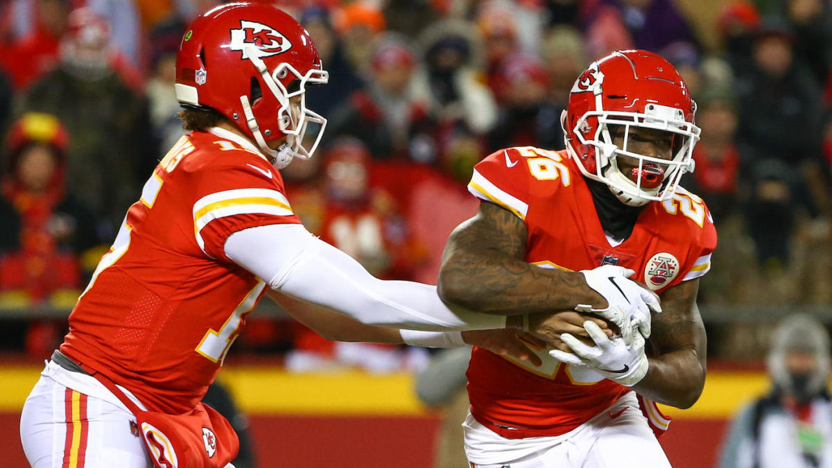 Damien Williams loses grip on featured back role as Chiefs HC Andy Reid plans to use a running back-by-committee