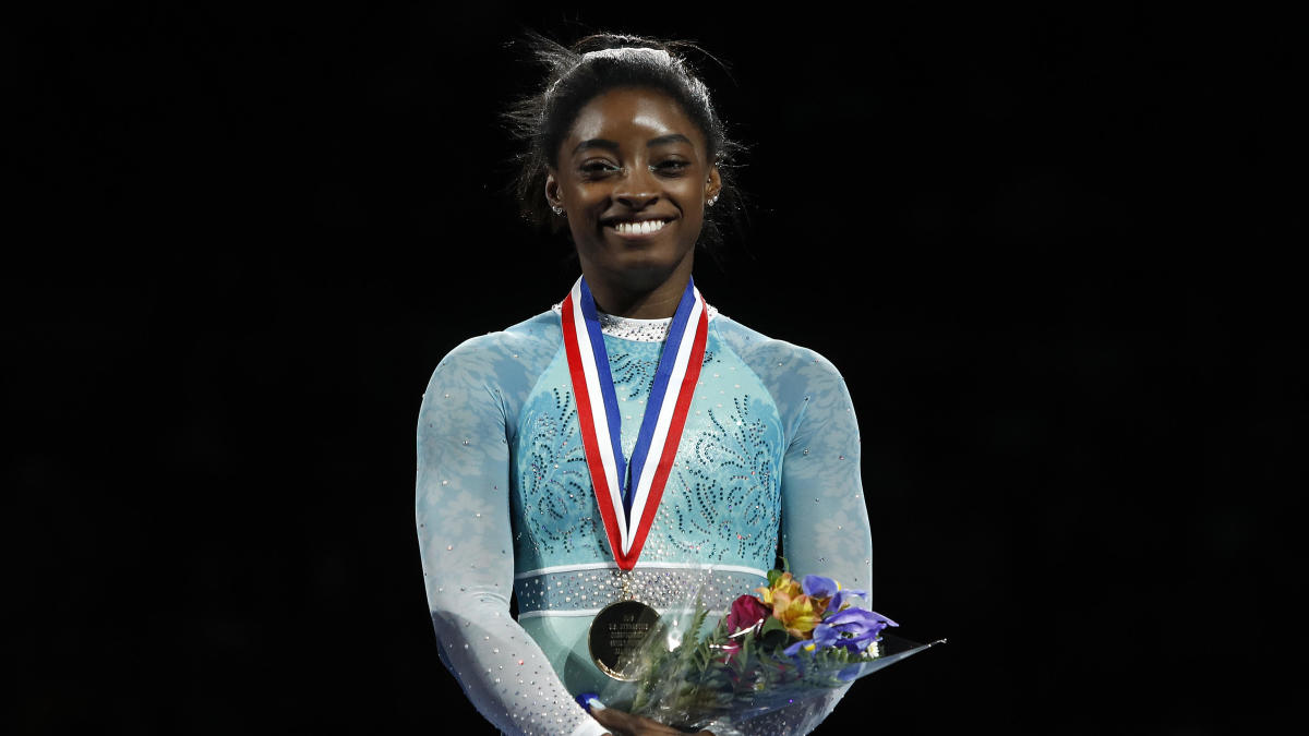 WATCH: Simone Biles expresses frustration at USA Gymnastics' failure to 'protect' athletes from Larry Nassar