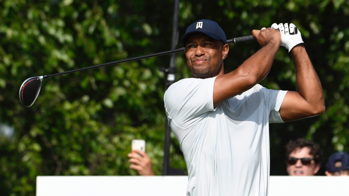 2019 Northern Trust tee times, pairings: When Tiger Woods, the field start Round 2 on Friday