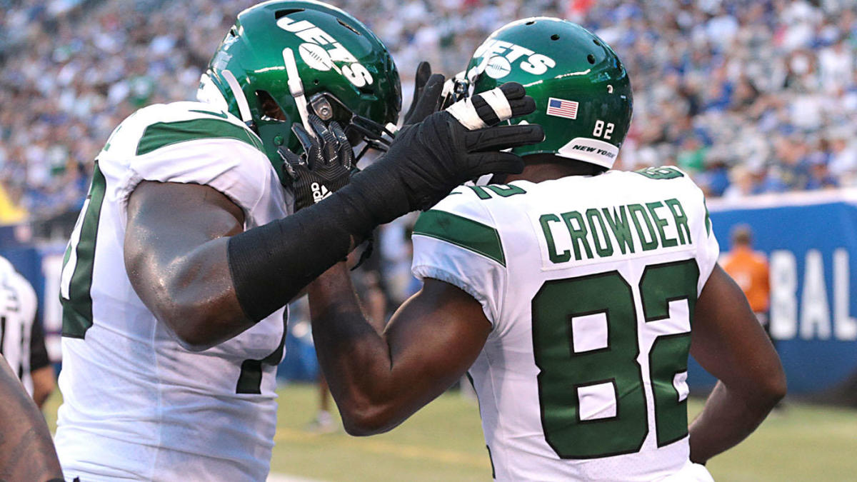 Fantasy Football Week 2 Wide Receiver Preview: Updated projections for Jets receivers without Sam Darnold and more