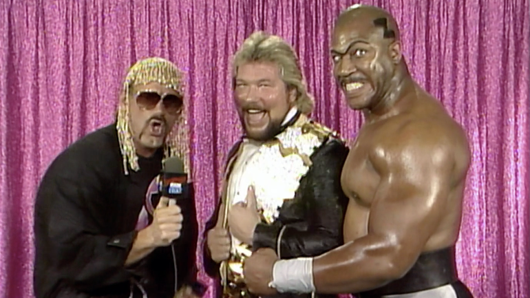 Terry Funk and Zeus: A 'No Holds Barred' look back at 1989's biggest wrestling villains