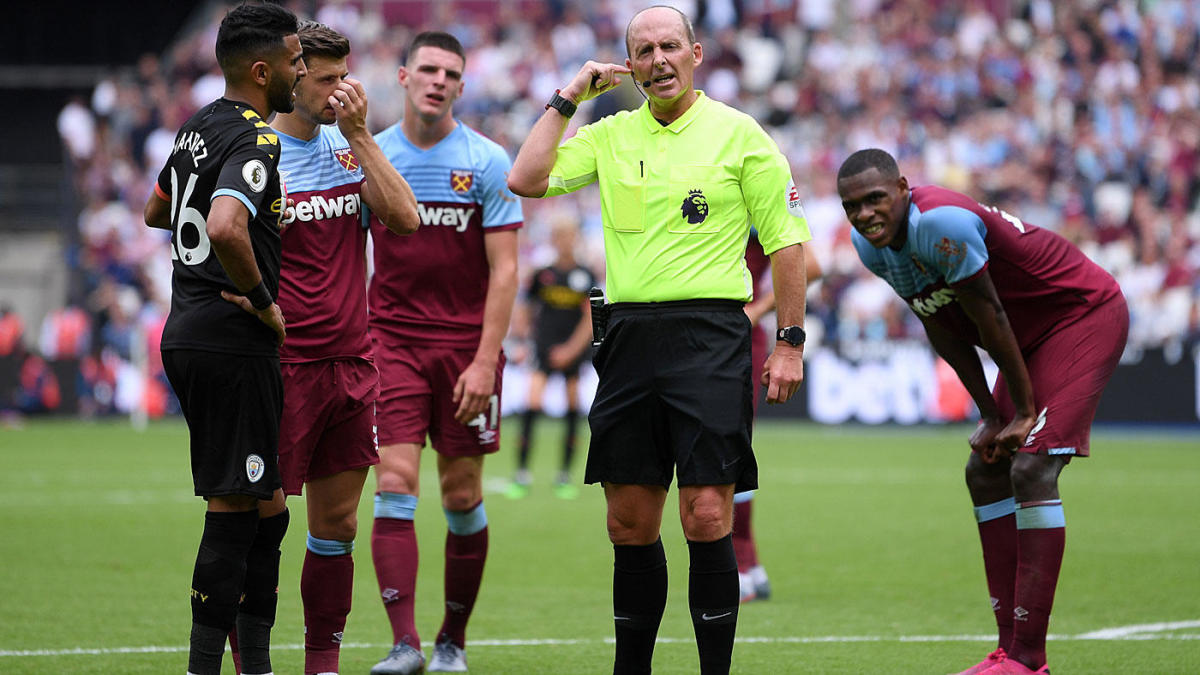 Manchester City vs. West Ham score: VAR steals the show in ...