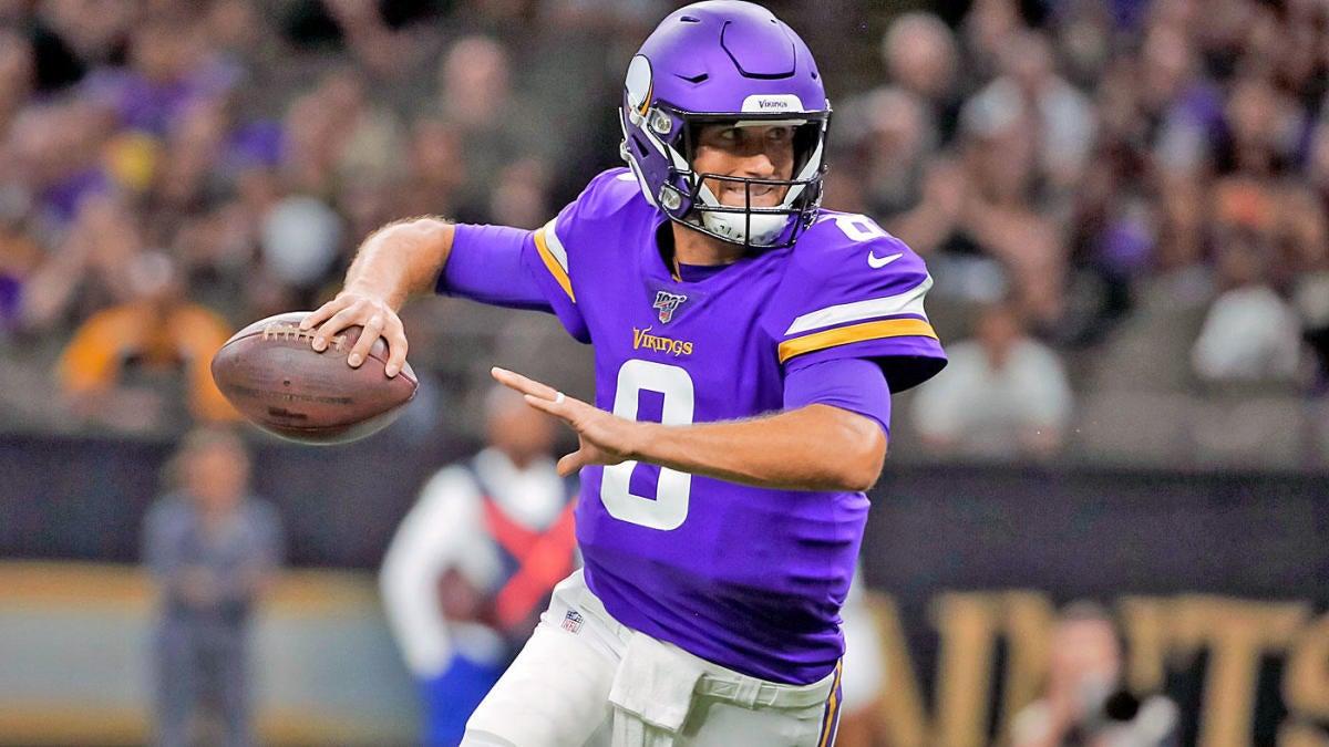 Vikings vs. Seahawks odds, predictions: 2019 Preseason Week 2 picks from expert who's 24-6 on Minnesota games