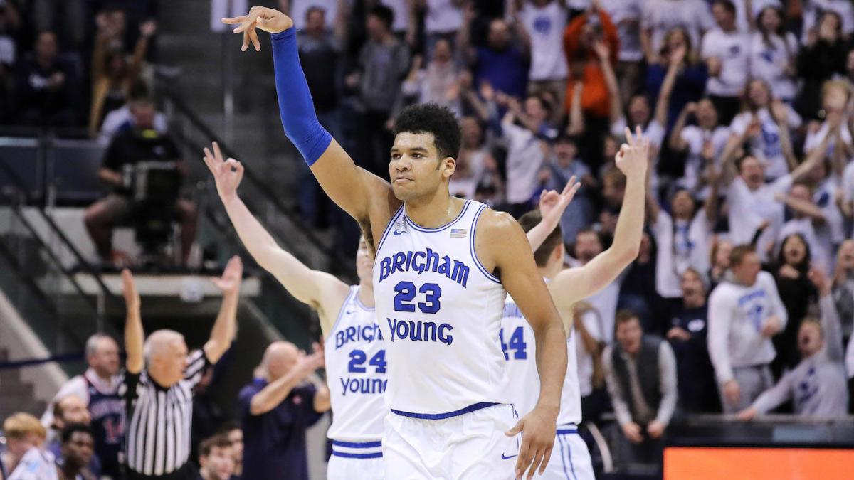 NCAA suspends BYU's leading scorer for nine games due to NBA Draft paperwork errors