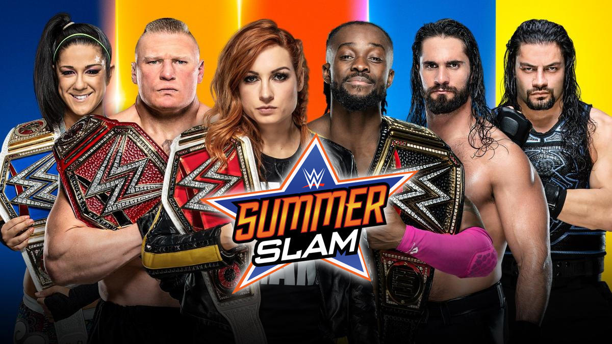 2019 WWE SummerSlam results: Live updates, recap, grades, matches