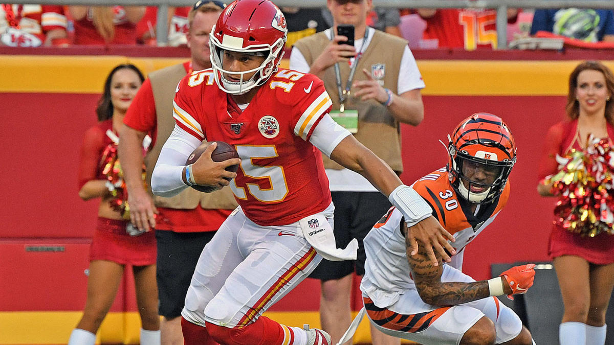 2019 Fantasy Football Draft Day Cheat Sheet: Rankings, sleepers, busts, and everything you need for Draft Day