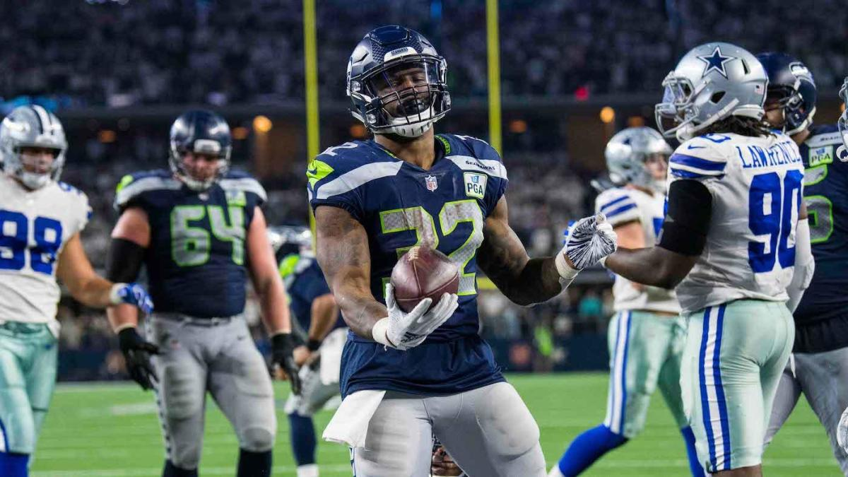 Chris Carson and Rashaad Penny to serve as dual-threat weapons for the Seahawks in 2019