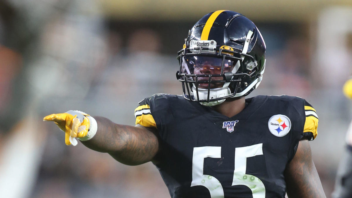 image relating to Pittsburgh Steelers Printable Schedule referred to as Steelers Detail Chart 2019: Pittsburgh names captains