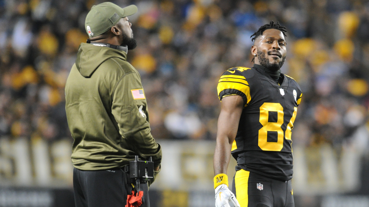 Antonio Brown Steelers >> The Steelers Decision Is Looking Even Better In Wake Of