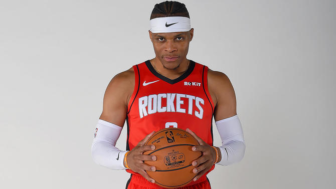 Four risky NBA offseason moves, including Warriors trading for D'Angelo Russell, Rockets gambling big on Russell Westbrook