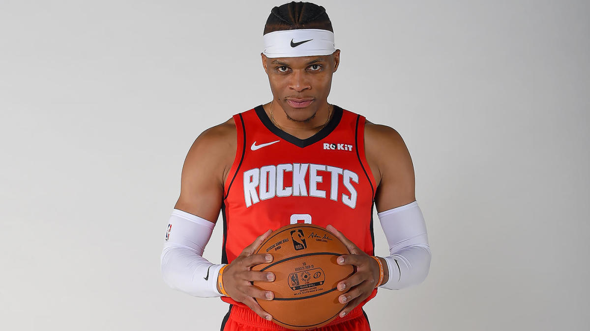 Image result for russell westbrook rockets