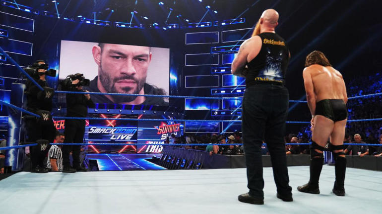 WWE SmackDown to hold its 20th anniversary episode for debut on Fox in October