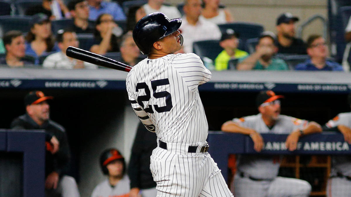 MLB scores, schedule: Yankees' Torres nears franchise