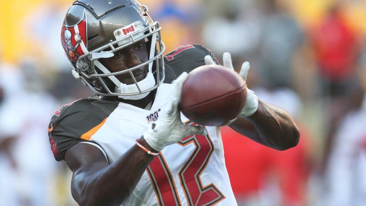 2019 Fantasy Football Draft Prep: Wide receiver No. 1 contenders include Chris Godwin, Calvin Ridley
