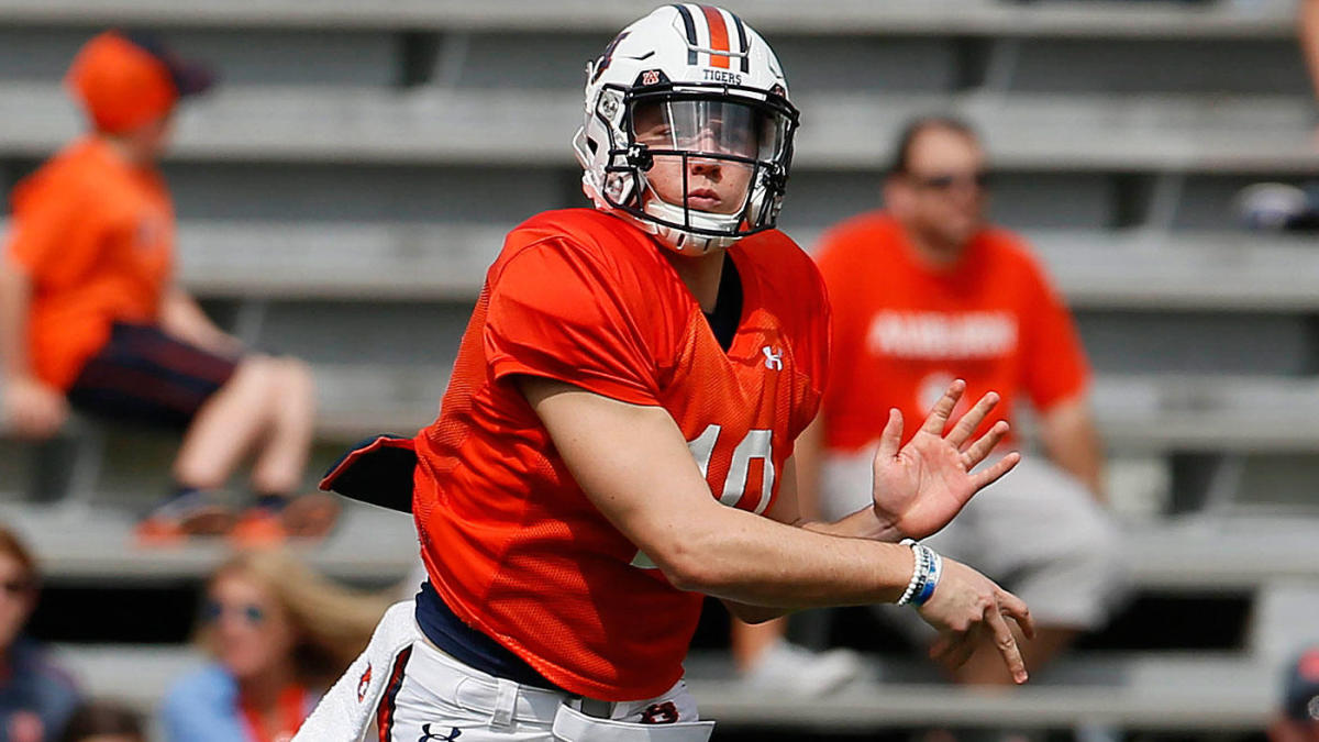 History On Auburn S Side With Bo Nix The Power Five S