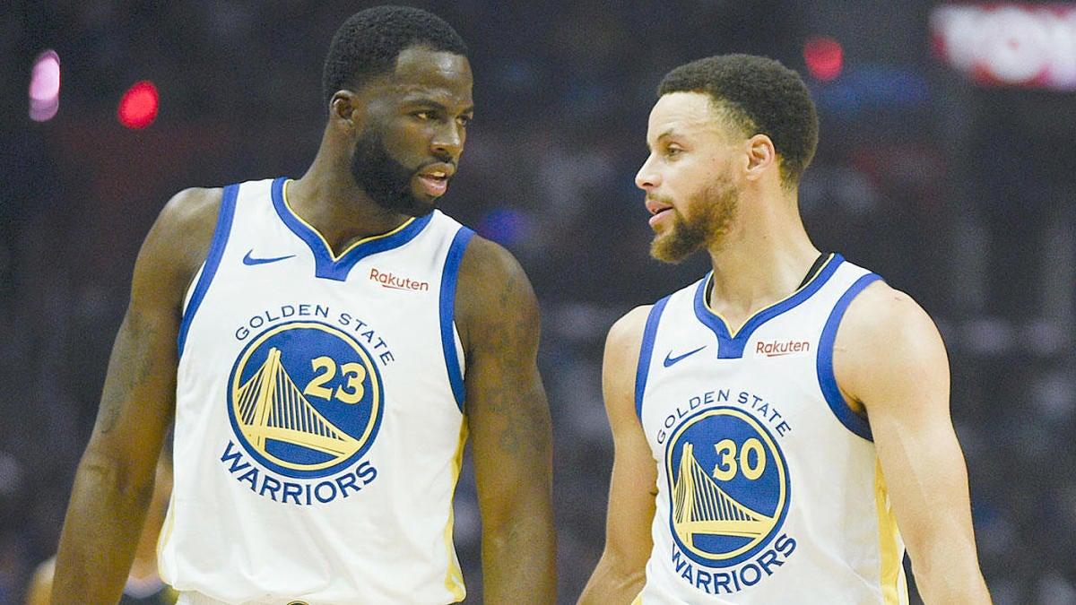 格林:我掌握著球隊的話語權,但Curry才是真正的領袖,他值得大家學習!