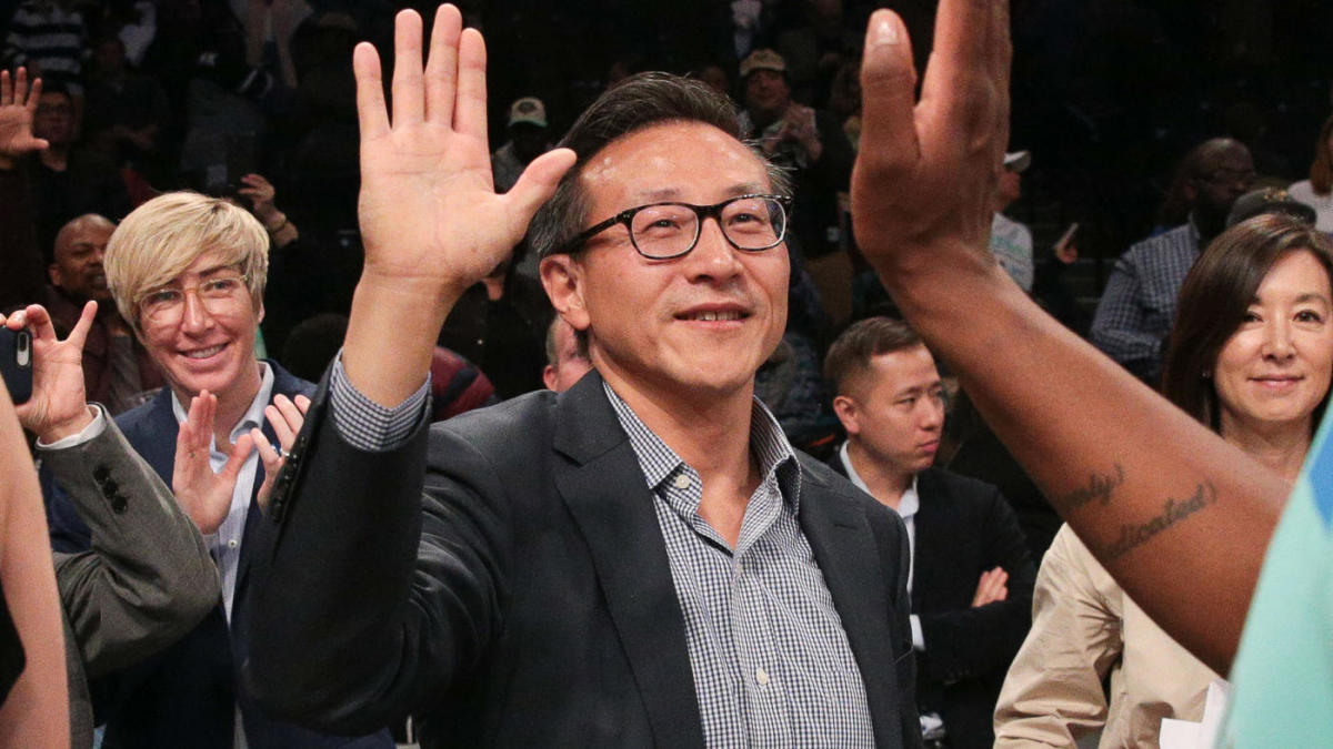 Brooklyn Nets to be wholly owned by Joseph Tsai, who'll complete record $2.35 billion purchase, report says