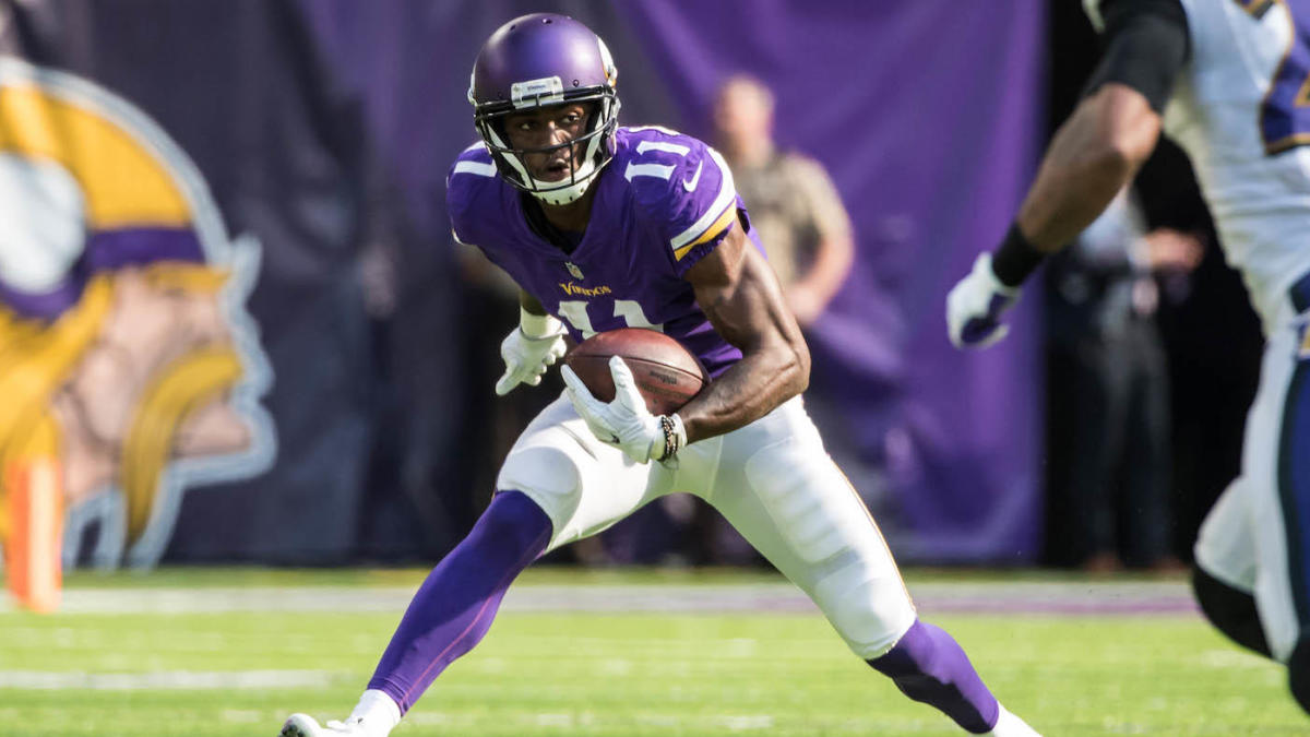 Vikings have reportedly placed former first-round receiver on the trade block after multiple disappointing seasons