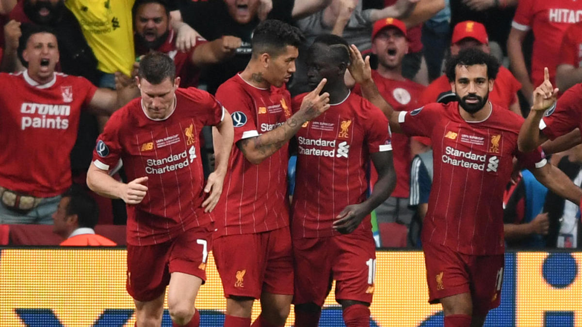 Liverpool Vs Arsenal Score Live Updates Reds Gunners Meet In The Premier League On Anfield