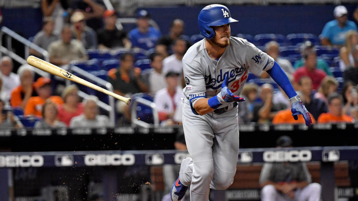Dodgers Cody Bellinger Becomes First To 40 Home Runs In 2019