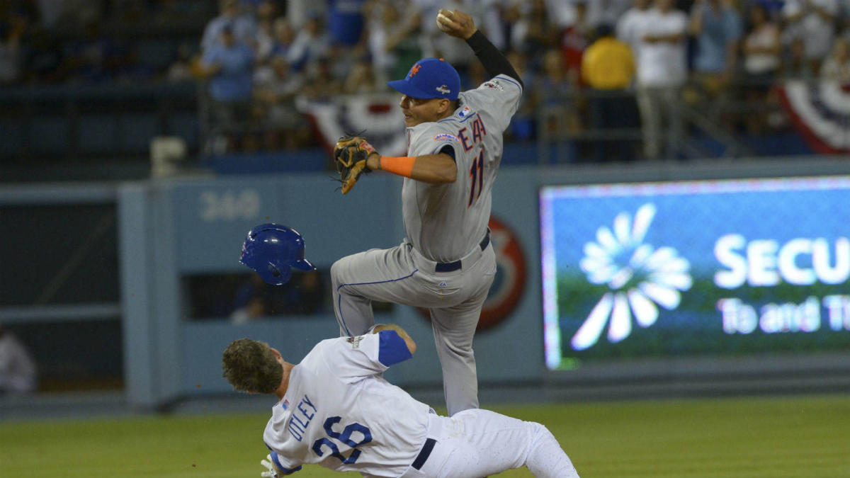 Mets infielder Ruben Tejada says he's never talked to Chase Utley about leg-breaking slide in 2015 NLDS