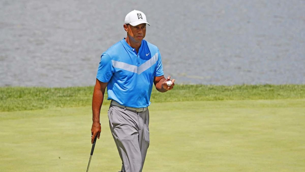 2019 BMW Championship pairings, tee times: When Tiger Woods, field start Round 2 on Friday