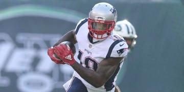 NFL: New England Patriots at New York Jets
