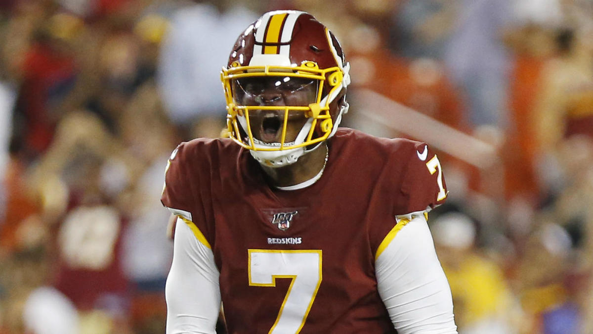 NFL insider notes: Dwayne Haskins shows why he won't be on the bench for long; Redskins and Bengals OL woes grow