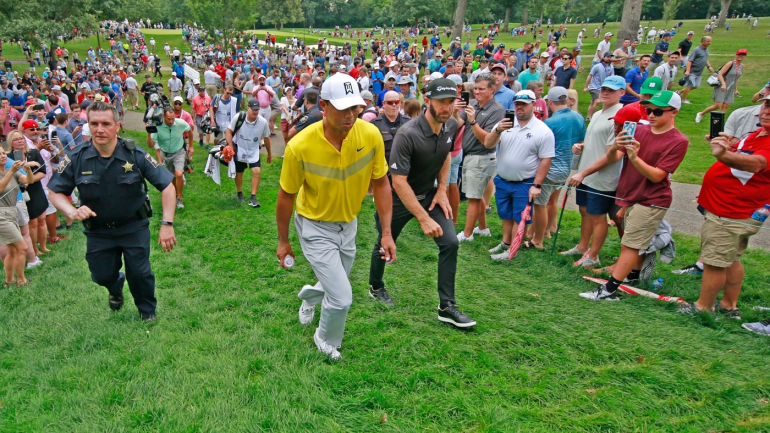 2019 BMW Championship tee times, pairings: When Tiger Woods, field start Round 4 on Sunday