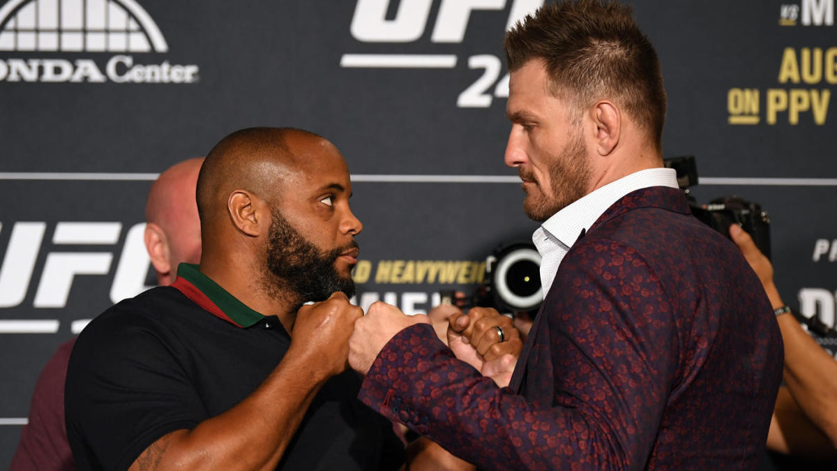 UFC 241 fight card, predictions -- Daniel Cormier vs. Stipe Miocic: Odds, expert picks, date