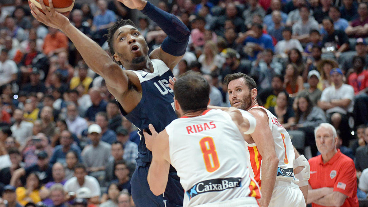 Team USA basketball schedule: Live stream exhibition games ahead of FIBA World Cup, watch online, TV channel, dates