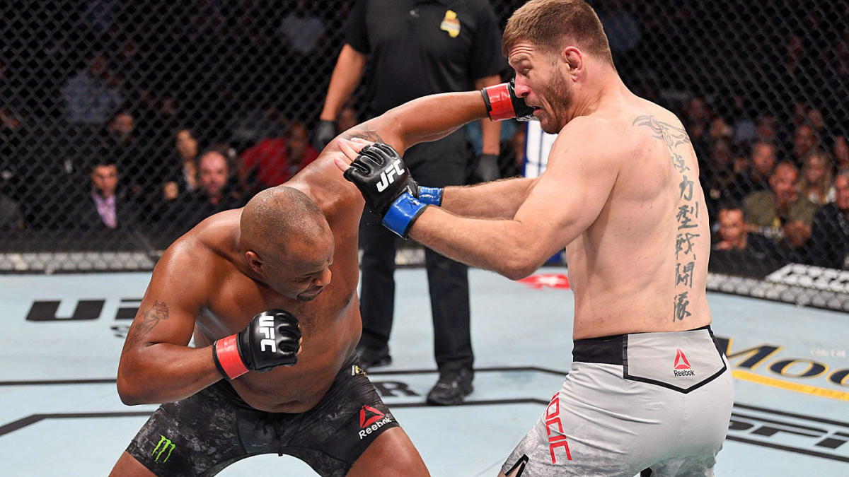 UFC news, rumors: Daniel Cormier says Stipe Miocic trilogy 'only thing that would make me come back'