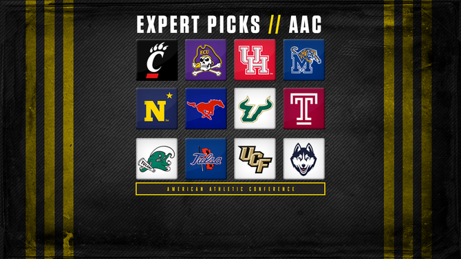 2019 AAC expert picks: Most overrated and underrated teams, predicted order of finish