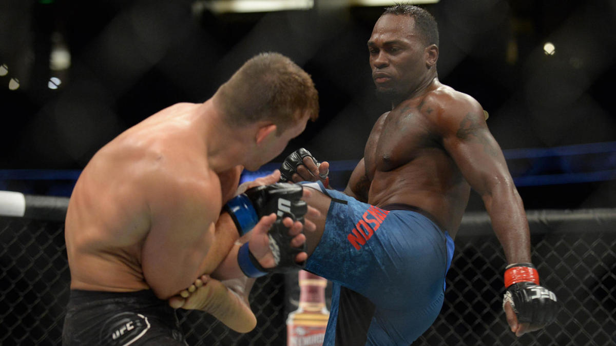 UFC 241 results, highlights: Derek Brunson survives early scare to ...