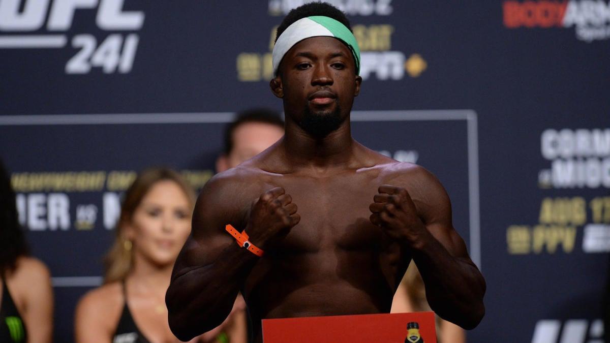 UFC 241 results, highlights: Sodiq Yusuff scores brilliant TKO of Gabriel Benitez in barnburner
