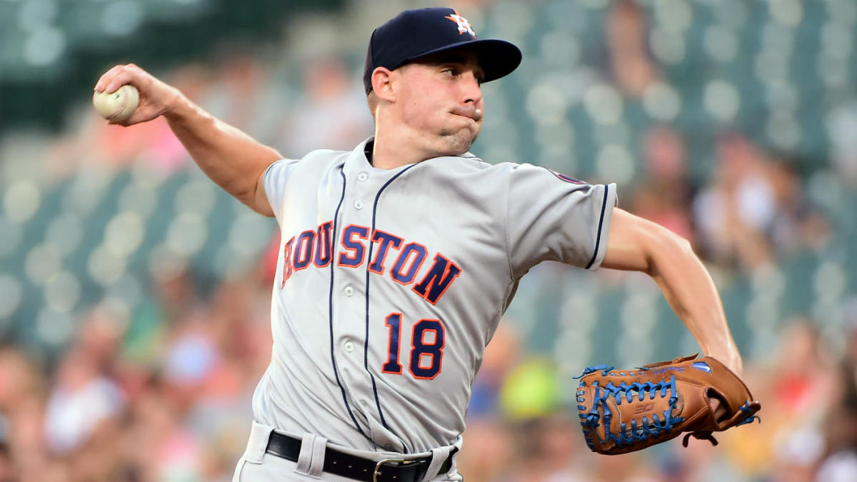 Fantasy Baseball Week 22 Preview: Two-start pitcher rankings feature Aaron Sanchez, Elieser Hernandez as sleepers