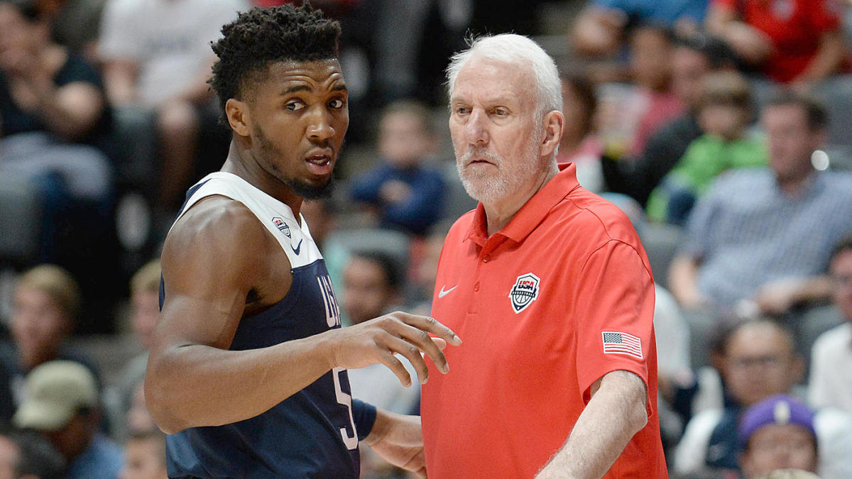 Team USA basketball schedule: Watch exhibition games ahead of 2019 FIBA World Cup, live stream, TV channel, dates, times